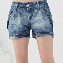 RingBear - Denim Shorts