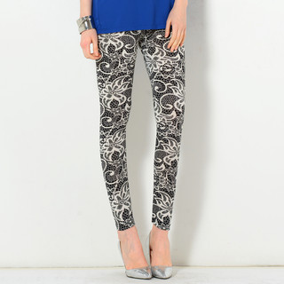 59 Seconds - Lace Print Leggings