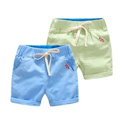 WellKids - Drawstring-Waist Shorts