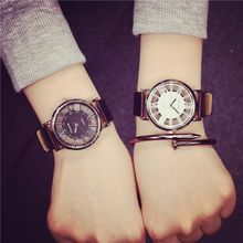 InShop Watches - Clear Dial Strap Watch