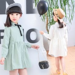PAM - Kids Long-Sleeve Dress