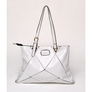 59 Seconds - Geometric Panel Tote