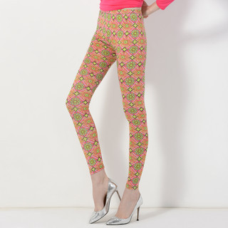 59 Seconds - Mixed Print Leggings