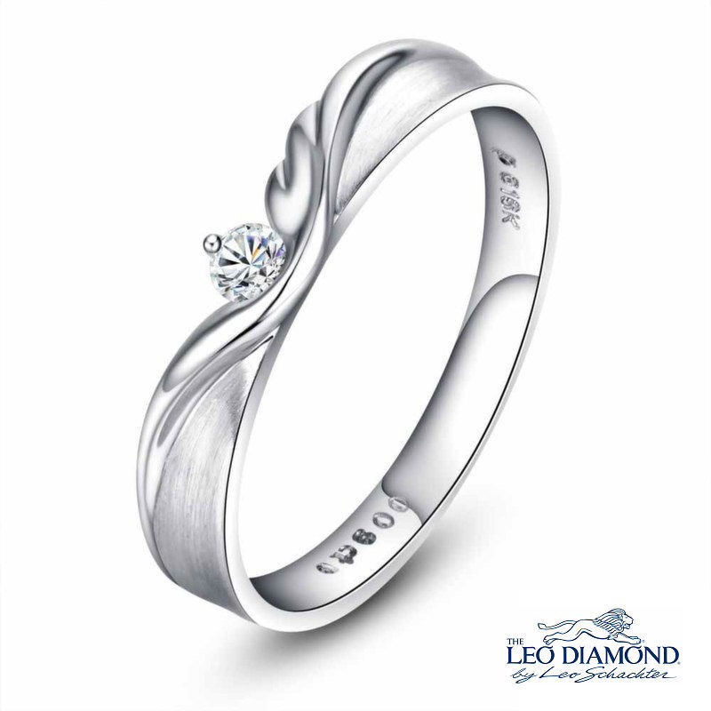igi round leo certified platinum solitaire ernest next diamonds ring prev jones engagement rings diamond